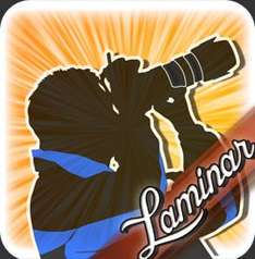 iOS iPhone / iPad App Laminar Pro Photo Editor - gratis statt 4,49€