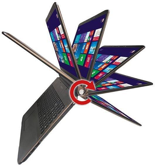 "Medion S6615T Convertible (i3-4010U, 4GB RAM, 500GB SSHD, GT 745M, 15,6"" Touch, Win8) - 404,95€ @ Medion.de"