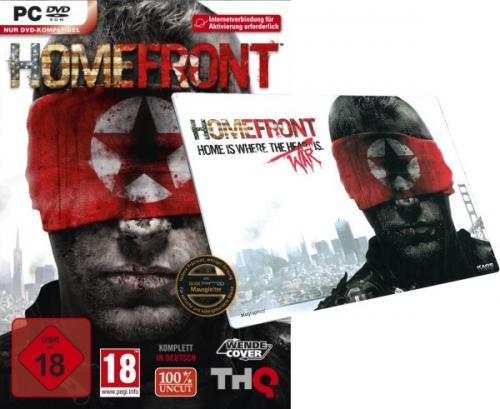 "Homefront Resist Edition PC (inkl. limitiertem ""alugraphics""-MausPad) für 20€ bol.de"