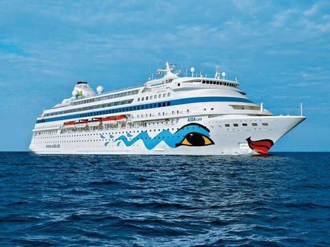 13 Tage Westeuropa Kreuzfahrt mit AIDAcara inkl. Flug