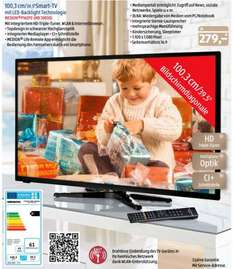[ALDI SÜD - ab 06.11.] Medion MD 20830 39,5Zoll Full-HD Smart TV mit Triple-Tuner - 279€ - UPDATE