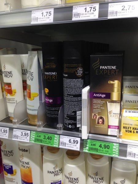 [Rossmann] Pantene Pro-V Expert Collection: Shampoo und Haarverdicker mit Green Label + 1,50€ Coupon