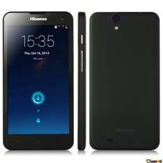 Hisense U971 Smartphone Quad Core 5.0 Inch HD IPS OGS Screen 3G GPS Android 4.3 Black