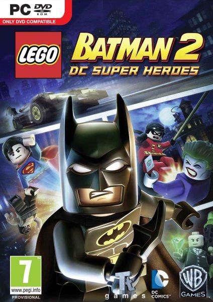 Große Auswahl an PC Spielen für 2,55€ / LEGO Batman 2: DC Super Heroes PC & Lego Harry Potter: Years 1-4 PC, Anno 2070, NBA 2K12, FIFA 10 u.w.[zavvi]
