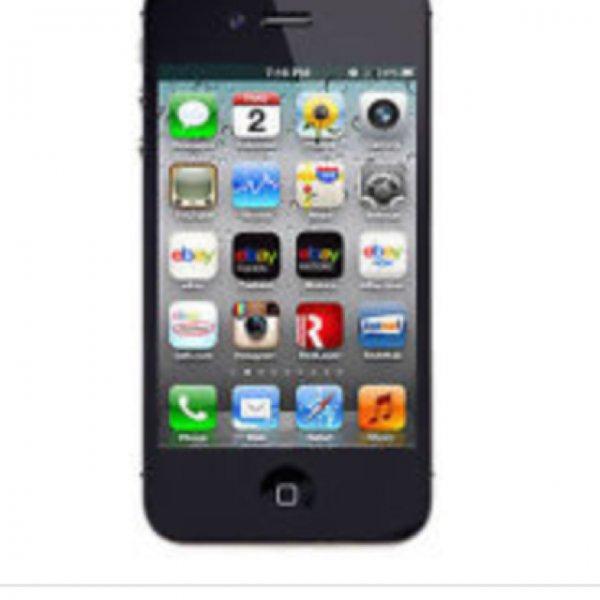 APPLE IPHONE 4S Schwarz 8 GB NEU AB WERK FREI