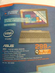 [lokal Koblenz?] Transformer Book T100 32GB