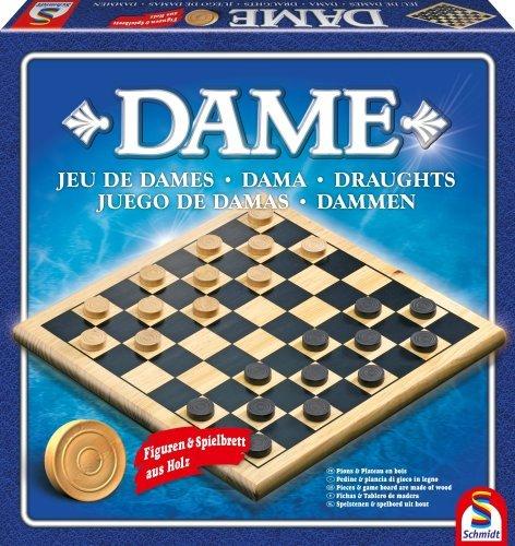 [Weltbild] Schmidt-Spiele Holzbrettspiel Dame (49224)