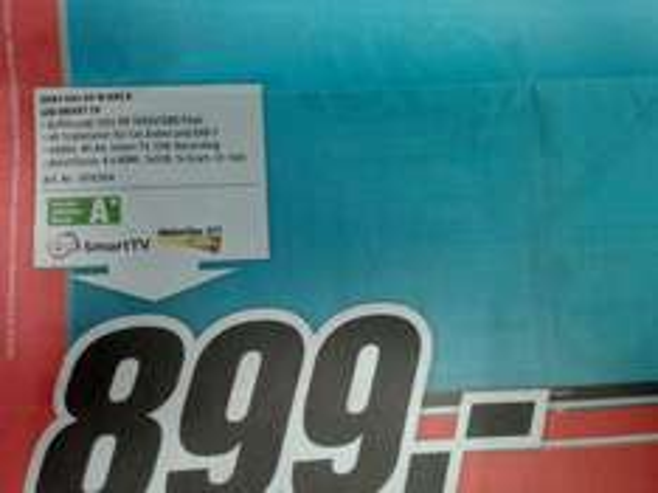 Sony KDL-60 W 605 B bei Media Markt für 899 Euro (Lokal Köln)