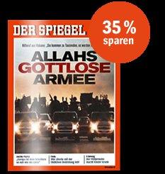 10X Der Spiegel & Tchibo Cafissimo COMPACT für 29,90€