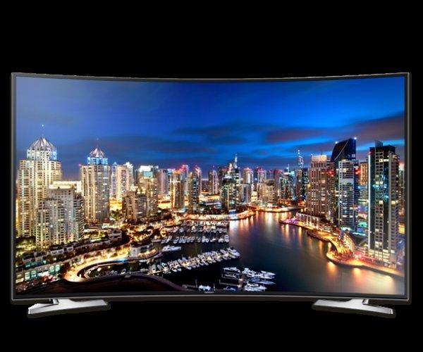 "Samsung UE65HU7100 für 1999€- 65"" Curved 4K TV + 150€Cashback + UHD Paket @ eBay"