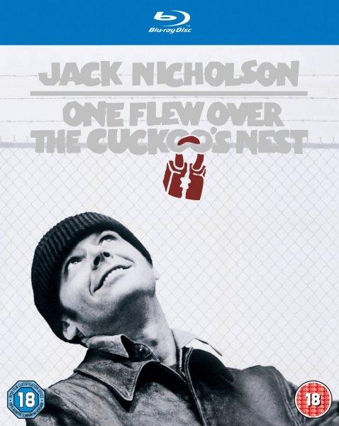 Blu-ray - Einer flog über das Kuckucksnest für €5,39 (15 Prozent auf alle Blu-rays) [@Wowhd.se]