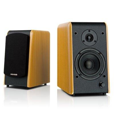 Microlab B 77 - gehobene 2.0 PC Lautsprecher um 58,50€