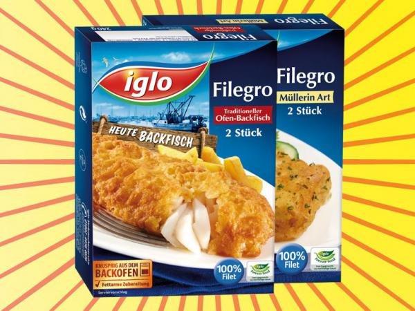 [REAL BUNDESWEIT] KW45: Iglo Filegro Backfisch & Iglo Filegro Crunch 'n' Fish für je 0,19€ (Angebot+Scondoo+Payback) rechnerischer Freebie mit 0,72€ Gewinn für Scondoo Neukunden