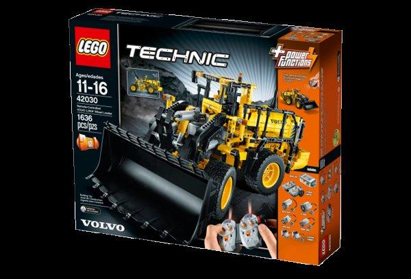 [Lokal] LEGO Technic 42030 VOLVO L350F Radlader und weitere Angebote im Handelshof - jetzt am 4. November für alle Einkaufsberechtigten