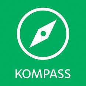 KOMPASS-Karten App - Kostenlose Wanderkarte (Android/iOS)