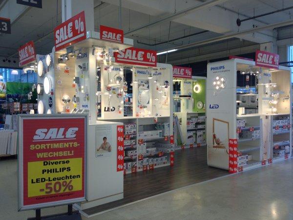 (LOKAL AUT) Philips LED Lampen(Leuchten)sortiment -50%