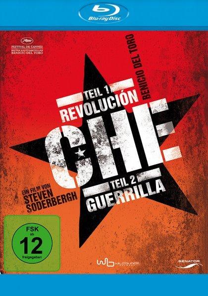 Che - Teil 1: Revolución + Teil 2: Guerrilla (Doppelset) Blu-ray inkl. Vsk für 9,98 € > [mediadealer.de]