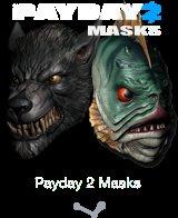 [STEAM] Zwei kostenlose Masken für PayDay2 @HumbleBundle