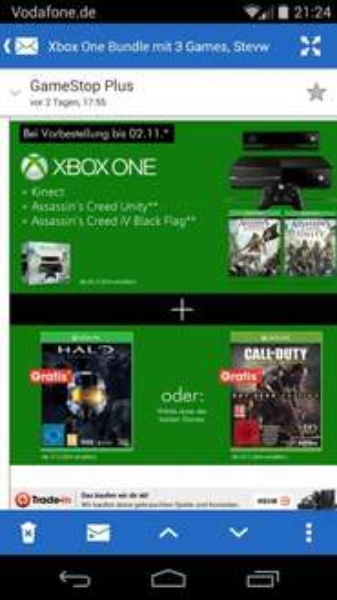 Xbox One @ gamestop