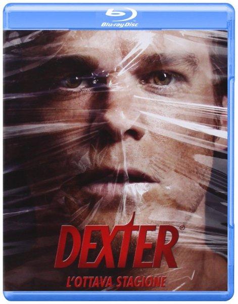 Dexter die finale 8. Staffel auf BluRay für 15,40 Euro über Amazon.es
