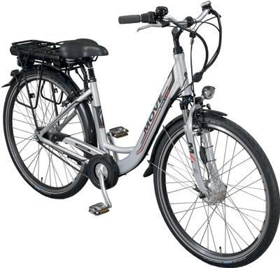 [60388 FRANKFURT] E-Bike Move CRS-100 für 699€ / CRS-200 für nur 799€ am 01.11.14 Idealo:1499€