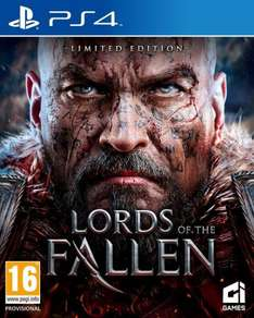 PS4+Xbox One: Lords of the Fallen - Limited Edition