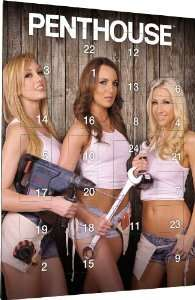 Penthouse Adventskalender @ Thomas Philips ab 03.11