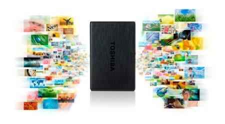 """Toshiba StorE PLUS - 2 TB Festplatte ( 2.5"""" ) USB 3.0 Schwarz für 80,24 € @Voelkner"""