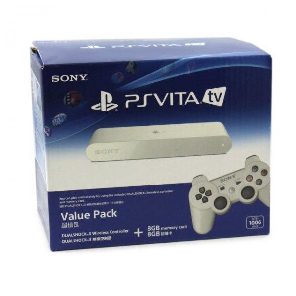PlayStation Vita TV (Weiß) für 77 EUR aus Asien mit Expressversand