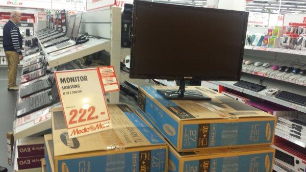 [Lokal Stuttgart]Monitor Samsung LT 27 C 370 EW