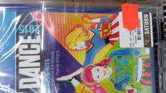 Saturn Berlin Lokal: Just Dance 2015 PS4 29,99 Euro