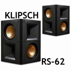 Klipsch RS-62 Ultra-high performance Surround-Lautsprecher PAAR
