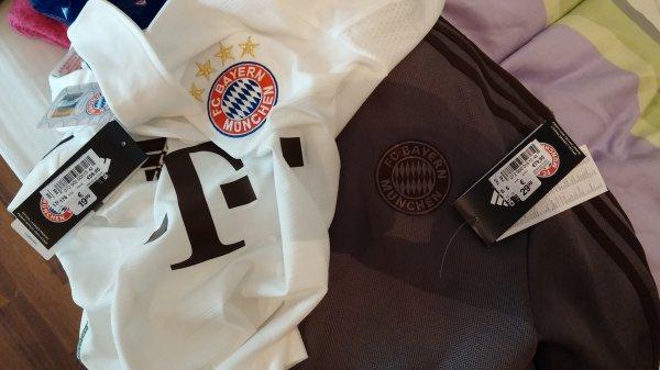 [lokal Amberg] FC Bayern München Oktoberfest Kollektion -60%, u.a. Trachtenjacke