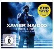 Saturn Online:Xavier Naidoo Hört, Hört! Live Von Der Waldbbühne Berlin Pop CD + DVD für 19,99