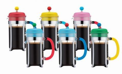 Bodum Kaffebereiter (Caffettiera 0,35L für 9,90€ und 1,00L für 14,90€) (Kenya 1,00L 19,99€)