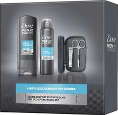 Dove Men+Care Clean Comfort Geschenkset