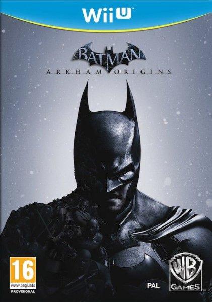 Batman Arkham Origins - Nintendo WiiU