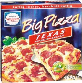 Wagner Big Pizza versch. Sorten bei Kaufland scheinbar Bundesweit