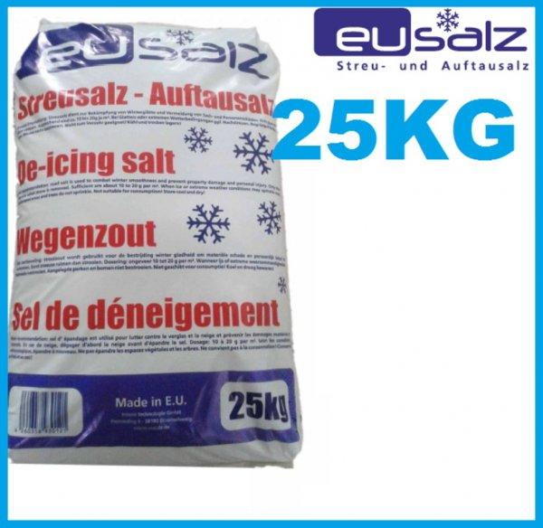 25kg Streusalz für 7,05€ inkl.Versand - Ebay