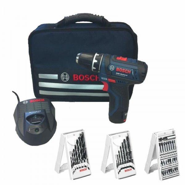 [eBay] Bosch GSR 10,8-2-LI 10,8 2-LI 2.0 Ah im Softbag + Zubehör