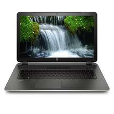 "HP Pavilion 17-f042ng Notebook 17,3"" FULL HD, AMD A8-6410 QUAD-CORE, 4GB RAM, 500GB, Free DOS"