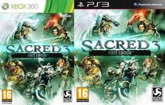 Xbox360/PS3 - Sacred 3 (First Edition) für €19,16 [@Zavvi.com]