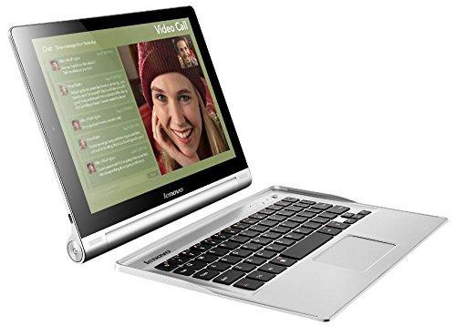 [amazon]  Lenovo Yoga 10 Zoll Tablet Bluetooth Tastatur Cover für 13,48€ (Prime) bzw. 16,48€ (nicht-Prime)