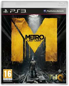 Metro Last Light (PS3) für 10,31€ @Amazon.co.uk
