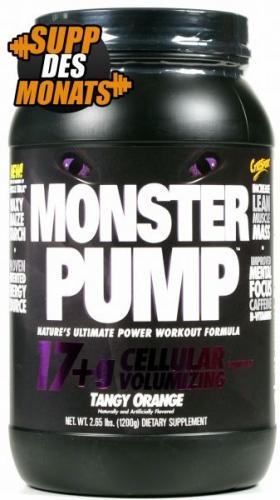 CytoSports Monster Pump Pre-Workout Supplement nur 25.99€