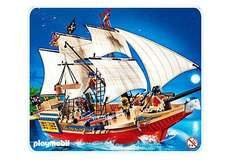 Windelbar: Playmobil 4290 Piraten-Tarnschiff