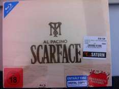 [Lokal Saturn Stuttgart] Scarface Special Limited Edition in Holzbox Blu-Ray