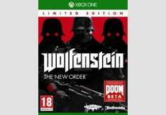 (Lokal Zwickau) Wolfenstein The New Order Limited Edition für Xbox One im Saturn Zwickau