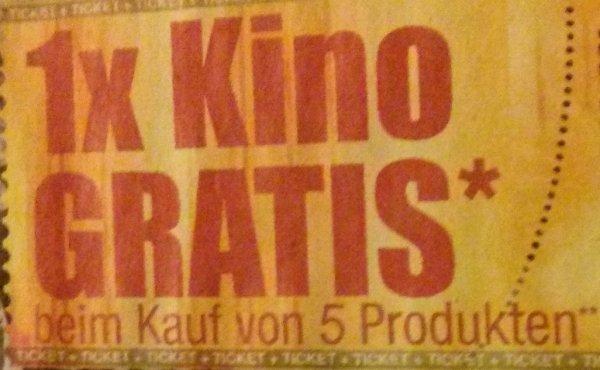 [Offline: Combi & Minipreis] 5x Fa Deo Spray 150ml oder Duschgel 250ml kaufen + Gratis MovieChoice Kinoticket für 5,55€