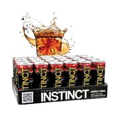 Instinct Energy Drink 250ml für 0,8€ pro Dose